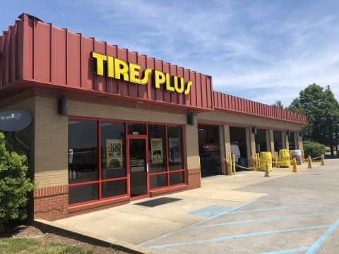 PREP Property acquired the Tires Plus outparcel in Plainfield, Indiana