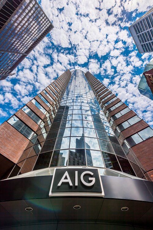AIG acquisition of Ellipse