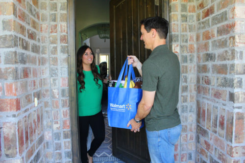 Walmart adds new grocery delivery providers to grow home delivery service