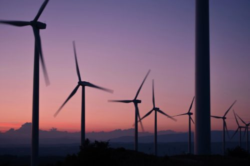 The High Lonesome wind farm is being built with an investment of $600m