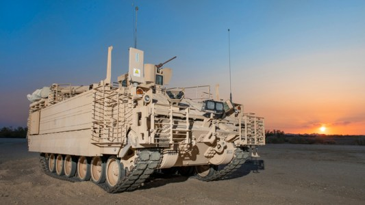 BAE Systems secures AMPV contract modifications from US Army