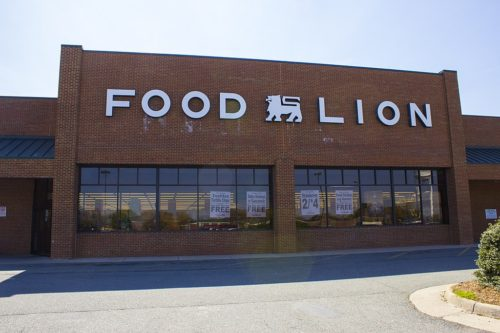 Food Lion to remodel 92 grocery stores in South Carolina