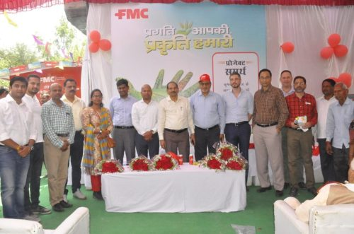FMC India inaugurates 15 community water filtration plants in Uttar Pradesh