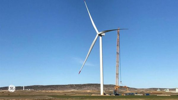 A total of GE wind turbines to power the 342MW Phoenix wind project in Spain