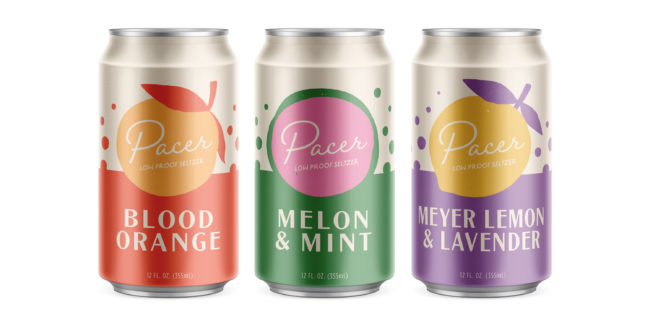 Pacer Low Proof Seltzer range to be launched this summer by CBA.