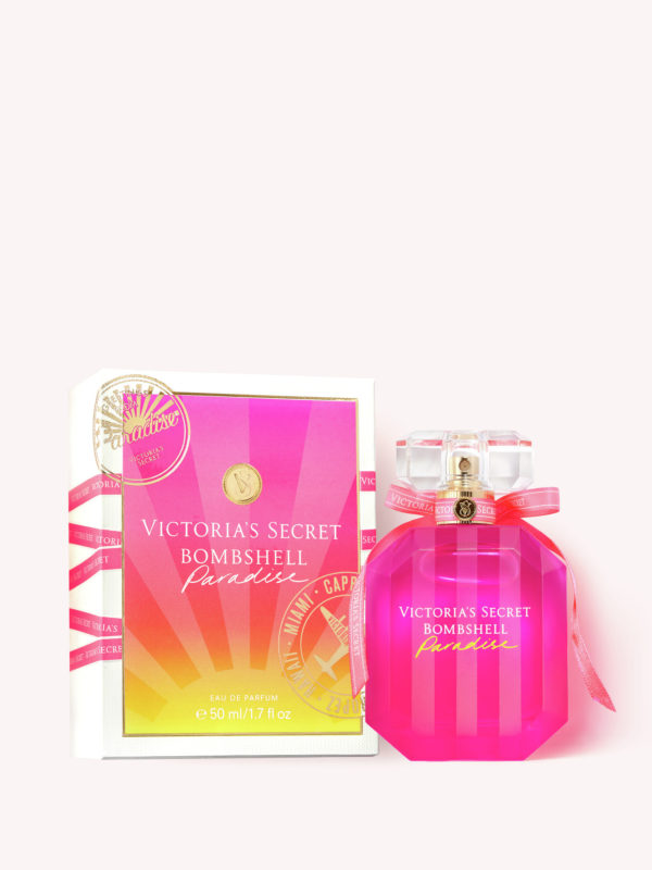 Victoria's Secret rolls out new summer fragrance collection - Bombshell Paradise.