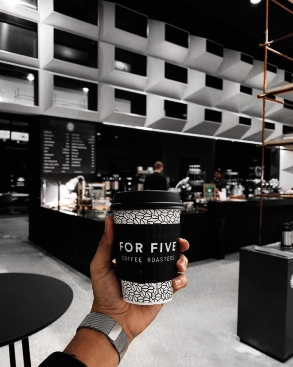 For Five Coffee to open new locations in the US