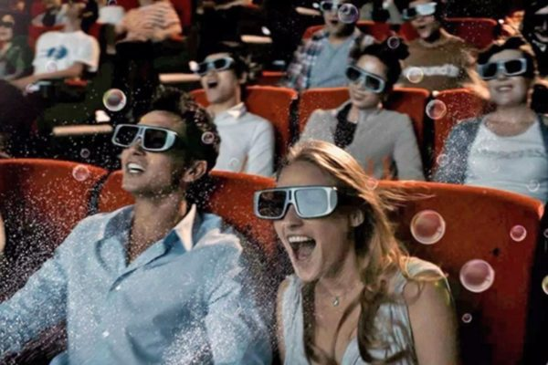 4DX auditorium opens at Scotiabank Theatre Chinook