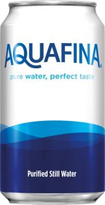 Centerplate and PepsiCo to offer AQUAFINA purified still water in cans on Super Bowl Sunday at Hard Rock Stadium