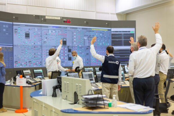 Unit 1 of the Barakah Nuclear Energy Plant in the UAE commissioned.