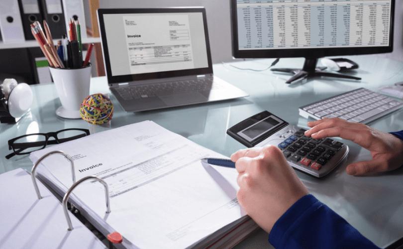 Livre chronologique des recettes et registre des achats auto-entrepreneur