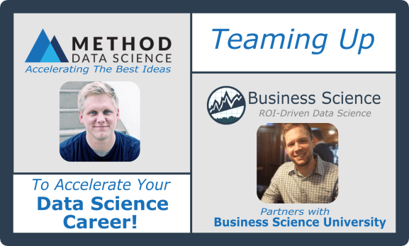 Press Release: Business Science Partners With Method Data Science