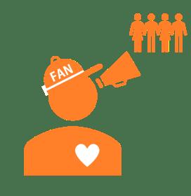 Advocacy stage Marketing Funnel