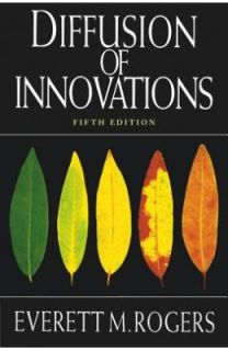 Bookcover Diffusion of Innovations