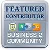 Featured Contributor on Business 2 Community