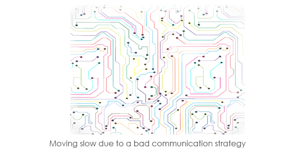 Slow Communications and SEO