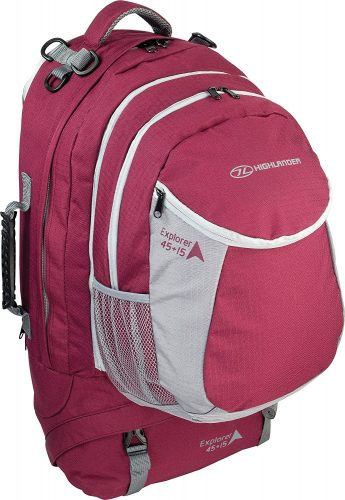 The Highlander Outdoor Explorer - Traveling Backpacks