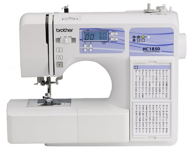 Brother HC1850 Computerized Sewing and Quilting Machine - Sewing Machines