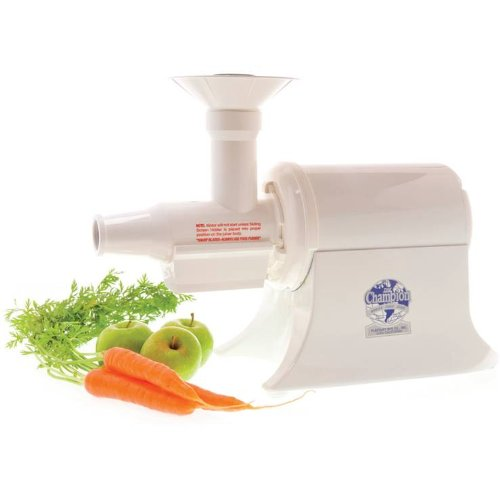 Champion's Commercial Juicer G5-PG710 - Cold Press Juicers