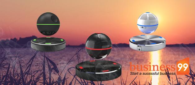 Floating Speakers