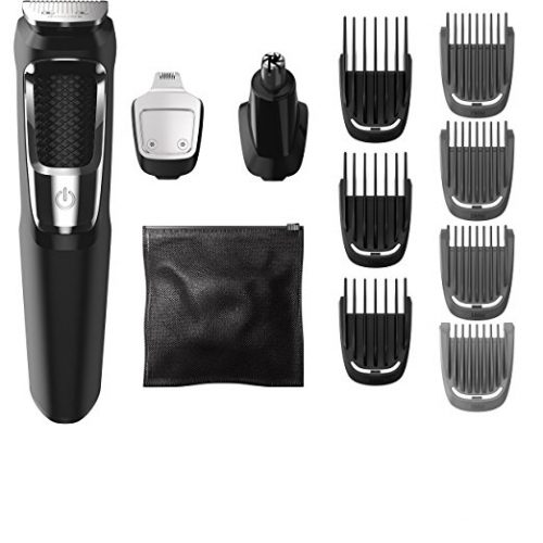 Philips Norelco Multigroom 3000 MG3750 - Manscaping Trimmers