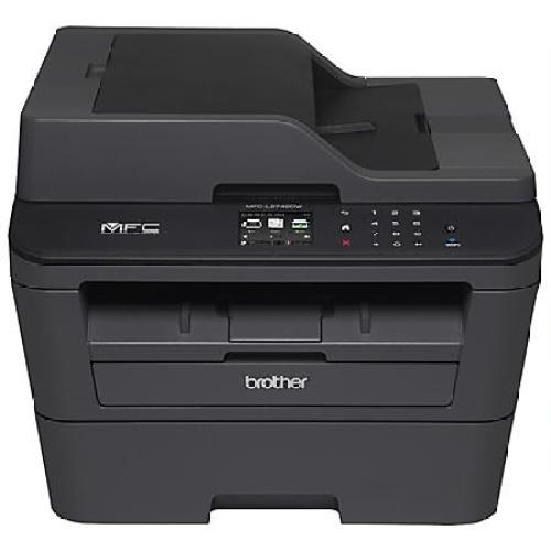 Brother MFCL2740DW Wireless Monochrome Printer with Scanner, Copier and Fax, Amazon Dash Replenishment Enabled - best color laser printers