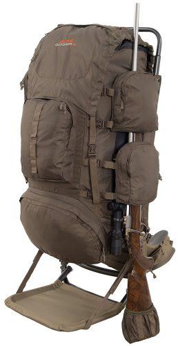 ALPS OutdoorZ Commander + Pack Bag - External frame pack