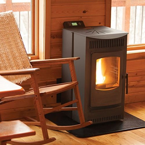 Castle 12327 - Pellet Stoves
