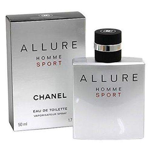 Chânel Aullure Homme Sports EDT Spray for Man. EDT 1.7 fl oz, 50 ml - long lasting colognes
