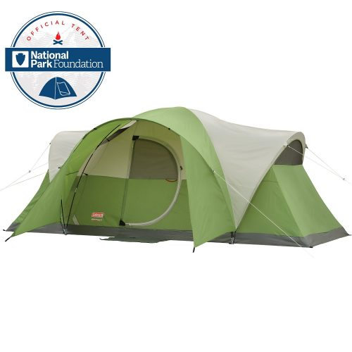 Coleman Montana 8-Person Tent - best family tents