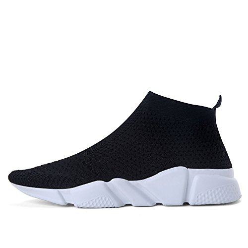 LANDEER Men's Lightweight Breathable Casual Sports Shoes Fashion Sneakers Walking Shoes - walking shoes