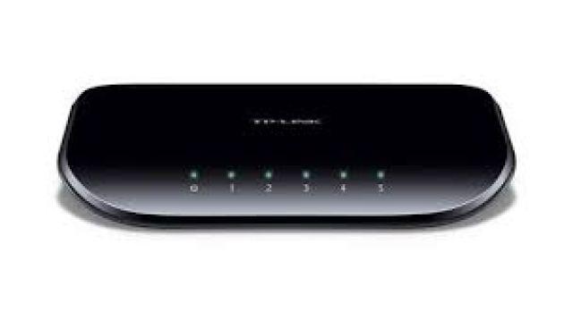 TP-Link 5-Port Gigabit Ethernet Unmanaged Switch/ Plug and Play/ Desktop (TL-SG 1005D) - Best Ethernet switches