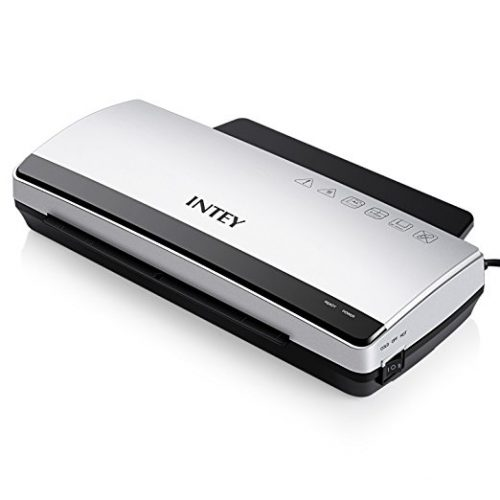 INTEY Thermal Laminator A4 with Two Roller System Fast Warm-up Quick Laminating Speed - Laminating Machines