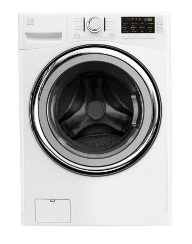 Kenmore 41302 4.5 cu ft. Front Load Washer with Steam and Accela Wash in White, includes delivery and hookup - Front Load Washers