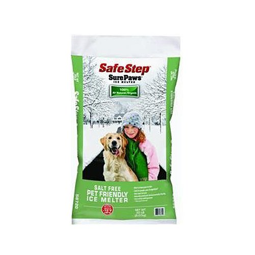 North American Salt 56720 Sure Paws Ice Melter, 20-Pound - Ice Melters