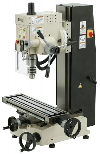 SHOP FOX M1111 6-Inch by 21-Inch Mill and Drill - Milling machines