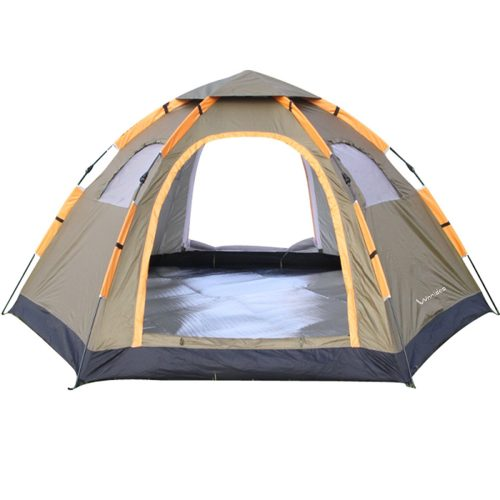 INSTANT FAMILY TENT, 6 PERSON, LARGE AUTOMATIC POP UP TENT FROM WNNIDEO - Tents