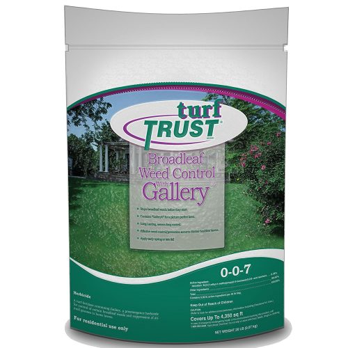 PRO TRUST PRODUCTS, 4.4M 20-NUMBER BROADLEAF WEED CTRL WITH GALLERY - Weed killer