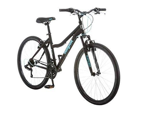 Mongoose 26 inch Excursion Durable Steel Frame Ladies Mountain Bike