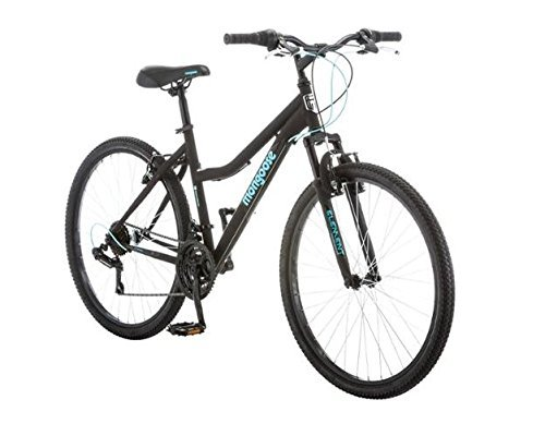 Mongoose 26 inch Excursion Durable Steel Frame Ladies Mountain Bike