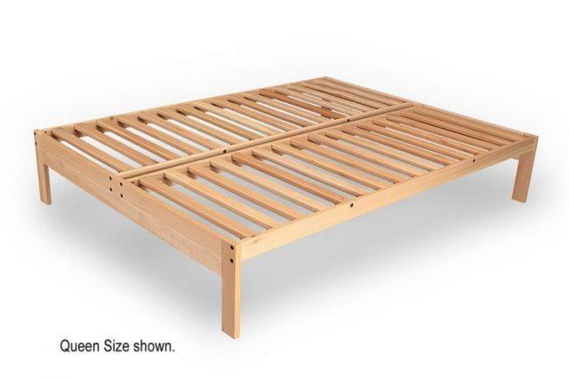 Nomad Plus Platform Bed – Queen