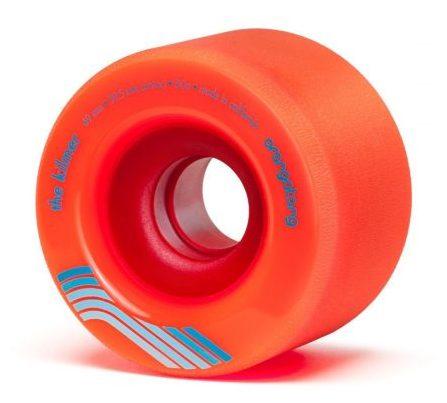 Orangatang Kilmer 69 mm Freeride Longboard Skateboard Wheels (Set of 4)-Skateboard Wheels