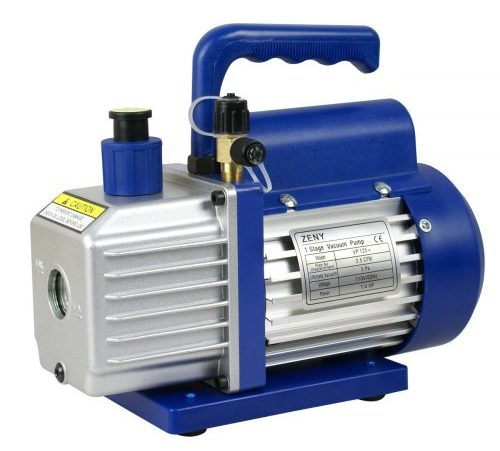 ZENY 3,5CFM Single-Stage 5 Pa Rotary Vane Economy Vacuum Pump