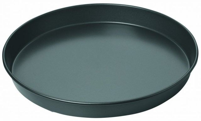Chicago Metallic Professional Non-Stick Deep Dish Pizza Pan, 14.25-Inch