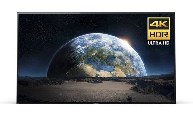 Sony XBR65A1E 65-Inch 4K Ultra HD Smart BRAVIA OLED TV (2017 Model)