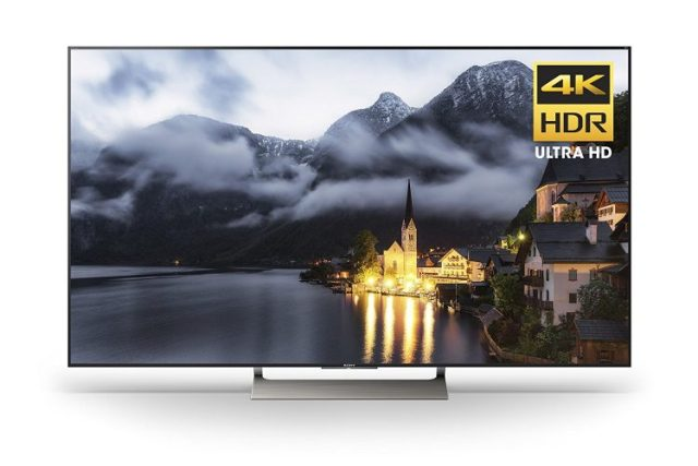 Sony XBR49X900E 49-Inch 4K Ultra HD Smart LED TV
