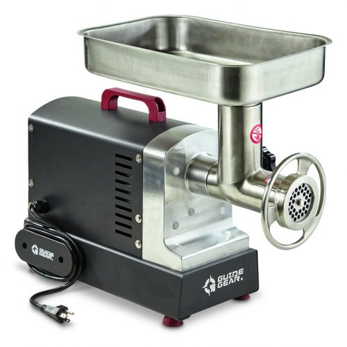Guide Gear #12 Commercial Grade Electric Meat Grinder 0.75 hp