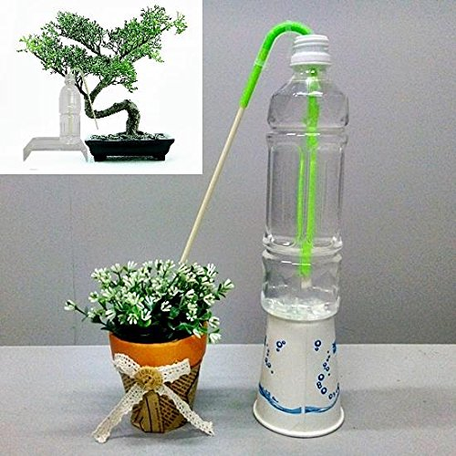 Richson, Self-Watering Stick-Green, Self-Watering Tool for Bonsai Trees,5pcs/pack