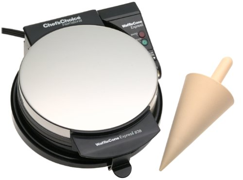 Chef's Choice 838 Waffle Cone Express Ice Cream Cone Maker