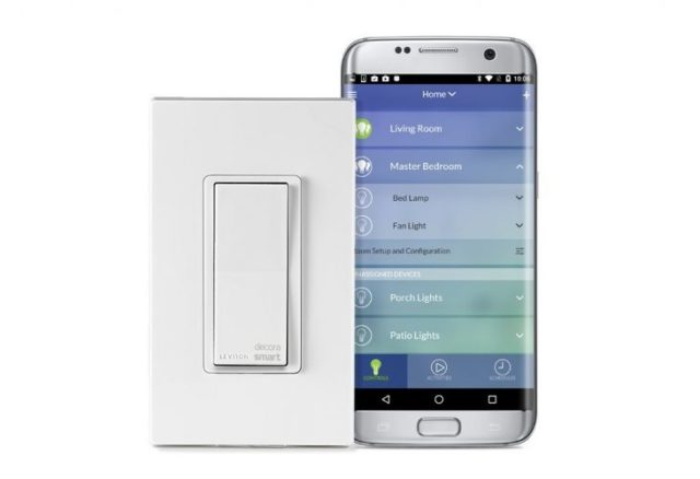 Leviton WiFi Products, No Hub Required, Works with Amazon Alexa